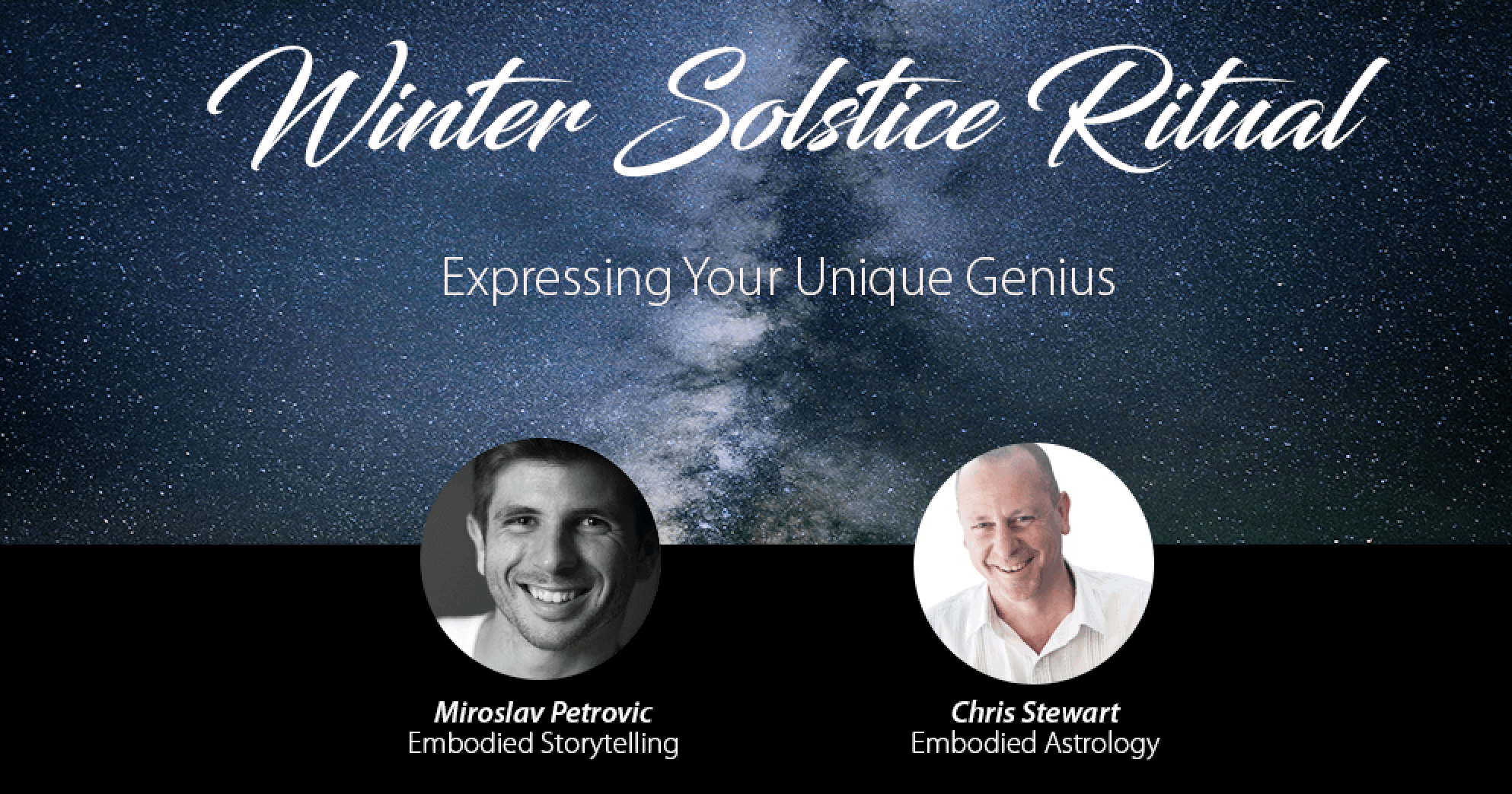 Winter Solstice Ritual - Expressing Your Unique Genius