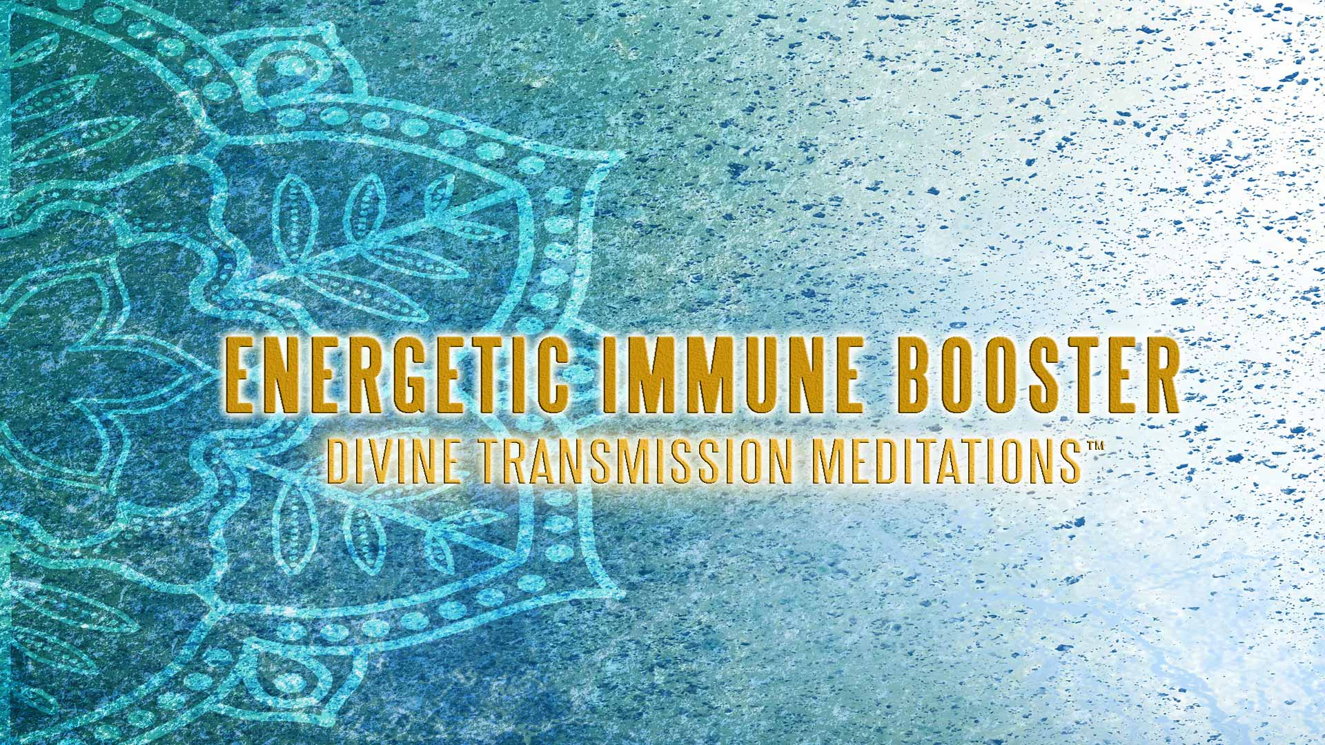 Energetic Immune Booster - Divine Transmission Meditations™